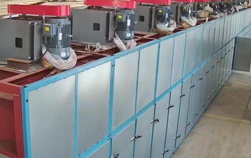 旋切单板干燥机